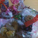 バレンタインデーのチョコその他、どうもありがとう!