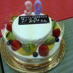 誕生日でした。皆さん、ありがとうございます!!