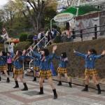 4/14 桐生が岡遊園地様 ダンスライブ