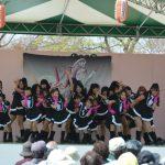 """4/13 壬生町東雲公園 """"しののめ花祭り"""" ダンスライブ"""
