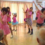 6/13 デイサービスセンター「にらがわ」様公演/新曲キツい!ほか