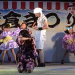 8/1 第31回板倉祭り ダンスステージ
