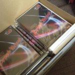 DVD、ブルーレイ、遂にリリース!(でも、後で返品交換www)