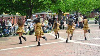 5/3 壬生町わんぱく公園 GWダンスライブ