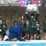 """3/12 桐生が岡遊園地様 スクールSP""""""""チアダンス""""ライブ"""
