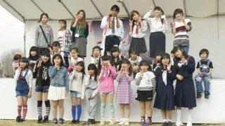 2017.4.9 藤岡さくら祭りステージ /  YJCの「人間関係」について